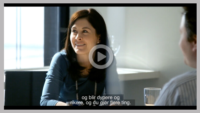 Norwegian subtitling service, translations, on-screen text localisation