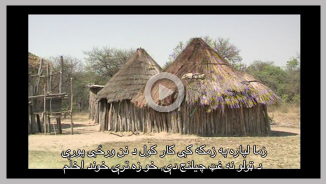 Pashto subtitling service, translations, on-screen text localisation