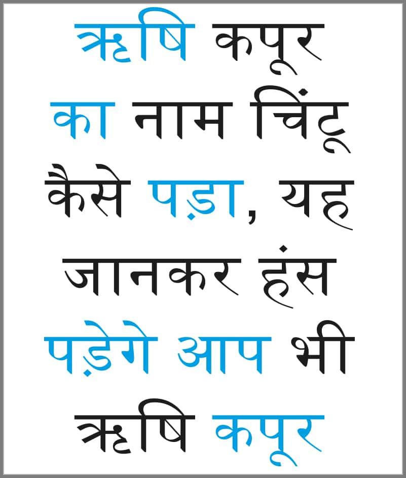 Hindi subtitling agency