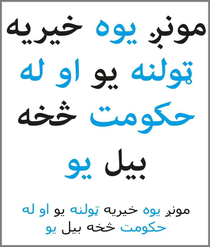 Pashto Learning Corner