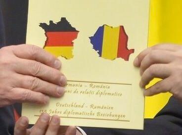 France German flag