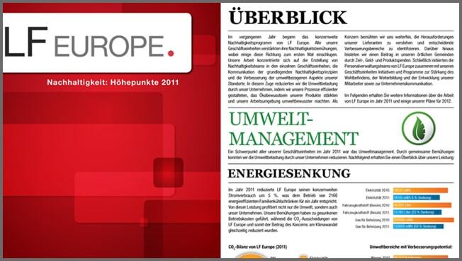 German typesetting