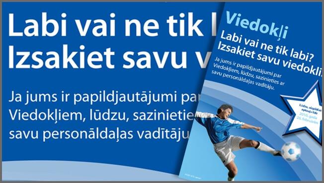 Latvian Typesetting