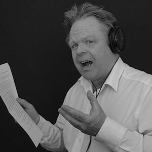 Dutch voice artist
