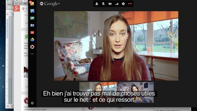 French subtitling