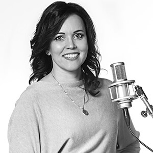 female finnish voiceover artist talent professional