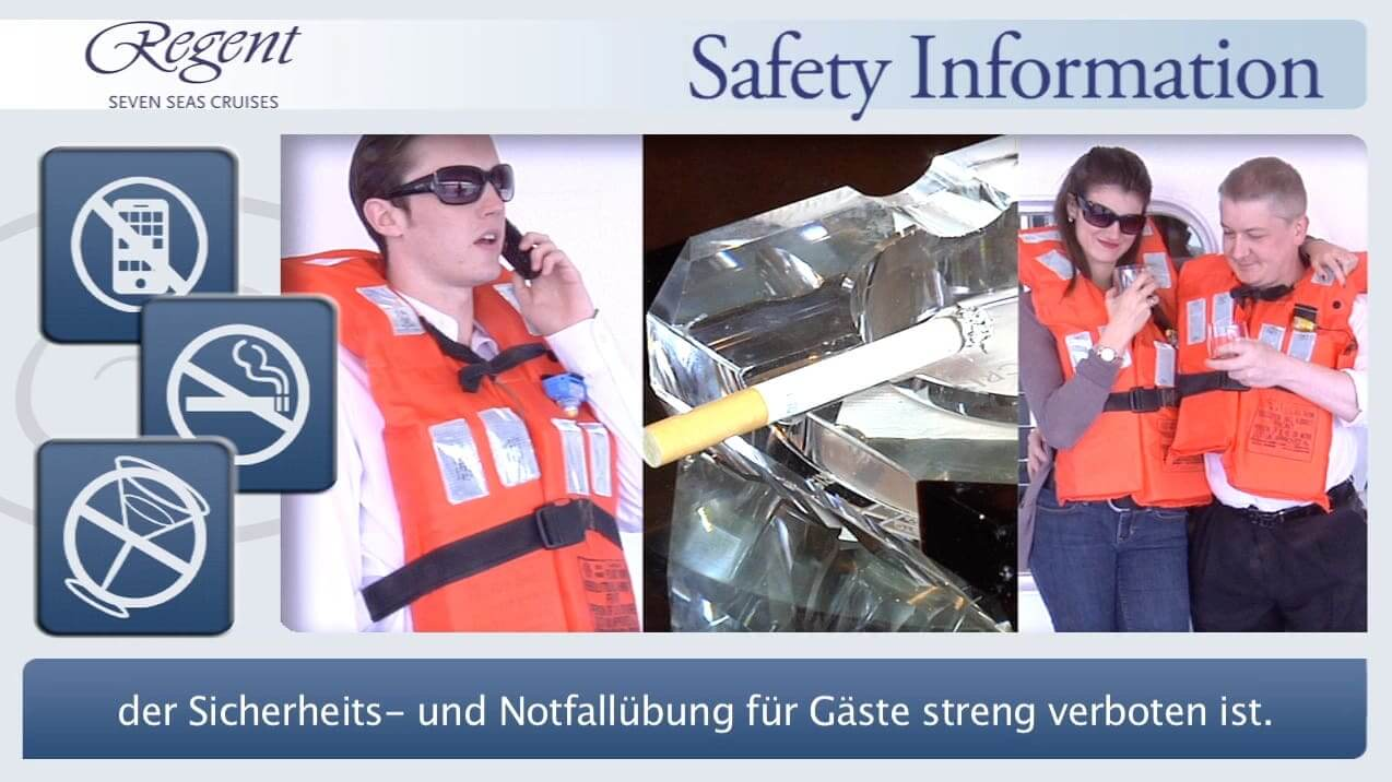 German Subtitling Safety Film
